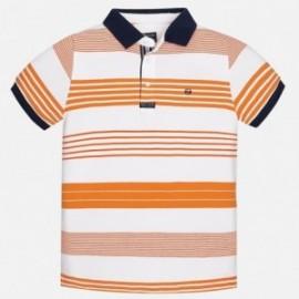 Mayoral 6120-71 Polo chłopięce kolor pomarańczowy
