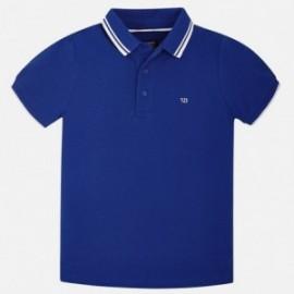 Mayoral 6134-63 Polo chłopięce kolor niebieski