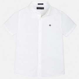 Mayoral 6144-94 Koszula chłopięca kolor biały