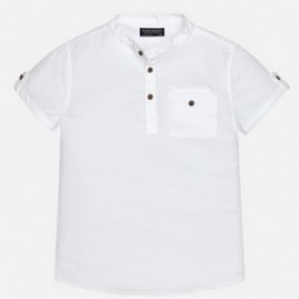 Mayoral 6146-23 Koszula chłopięca kolor biały