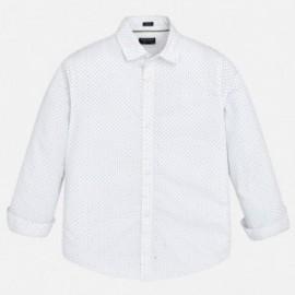 Mayoral 6154-67 Koszula chłopięca kolor biały