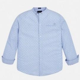 Mayoral 6156-42 Koszula chłopięca kolor błękitny