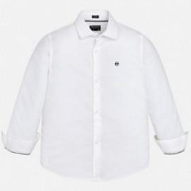 Mayoral 6160-18 Koszula chłopięca kolor biały