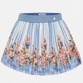 Mayoral 6906-19 Spódnica dziewczęca kolor niebieski