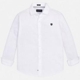Mayoral 874-41 Koszula chłopięca kolor Biały