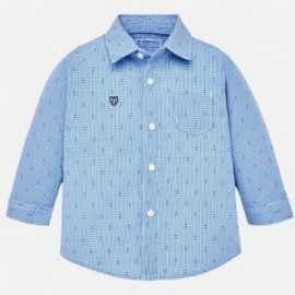 Mayoral 2136-87 Koszula chłopięca kolor błękitny