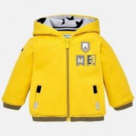 Mayoral 2491-45 Bluza chłopięca kolor żółty