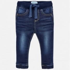 Mayoral 2568-82 Spodnie chłopięce kolor granat