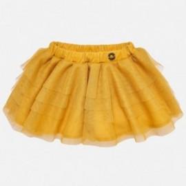 Mayoral 2900-38 Spódnica dziewczęca kolor bursztyn