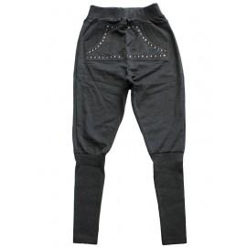 Spodnie import cekiny