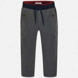 Mayoral 4510-46 Spodnie chłopięce kolor szary
