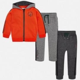Mayoral 4812-71 Dres dziecięcy kolor pomarańcz