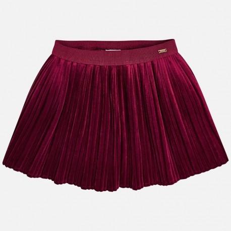 Mayoral 4920-78 Spódnica dziewczęca kolor Malina