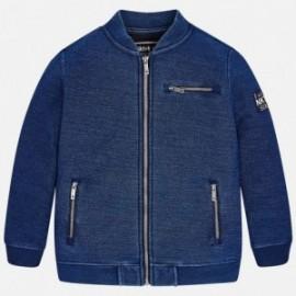 Mayoral 7491-3 Bluza chłopięca kolor niebieski
