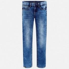 Mayoral 7502-70 Spodnie chłopięce kolor jasny niebieski
