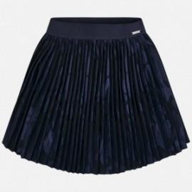 Mayoral 7918-30 Spódnica dziewczęca kolor Granatowy
