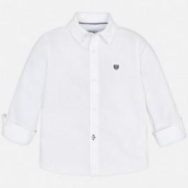 Mayoral 146-49 Koszula chłopięca kolor biały