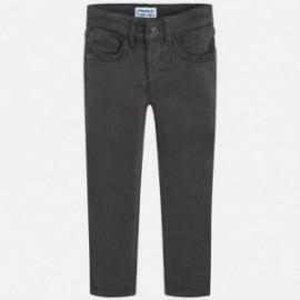 Mayoral 517-17 Spodnie chłopięce kolor szary