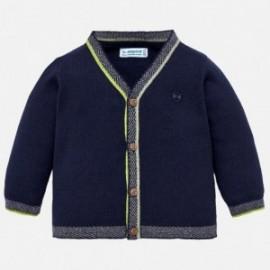 Mayoral 2342-19 sweter chłopięcy kolor granat