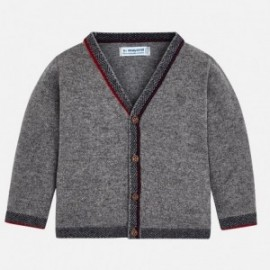 Mayoral 2342-20 sweter chłopięcy kolor popiel