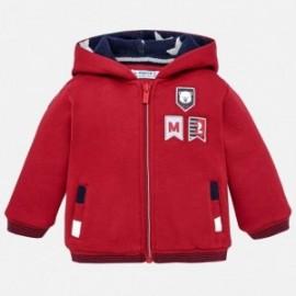 Mayoral 2491-46 Bluza chłopięca kolor czerwony