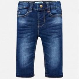 Mayoral 2550-82 Spodnie chłopięce jeans kolor granat