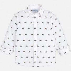 Mayoral 4146-75 Koszula chłopięca kolor biały