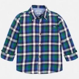 Mayoral 4148-93 Koszula chłopięca kolor niebieski