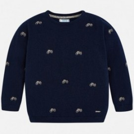 Mayoral 4306-29 Sweterek chłopięcy kolor granat
