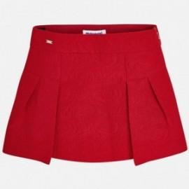 Mayoral 4906-58 Spódnica dziewczęca kolor czerwony