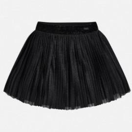 Mayoral 4912-43 Spódnica dziewczęca kolor czarny