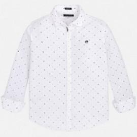 Mayoral 7134-41 Koszula chłopięca kolor Biały