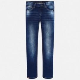 Mayoral 7502-71 Spodnie chłopięce kolor niebieski