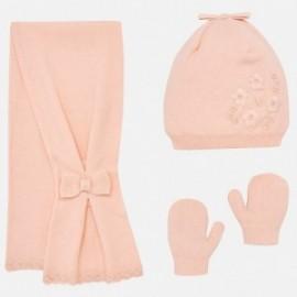 Mayoral 10461-16 Komplet dziewczęcy kolor Różowy