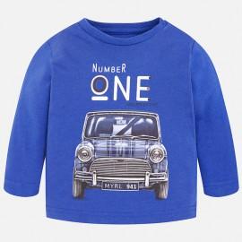 Mayoral 2012-61 Koszulka chłopięca kolor niebieski