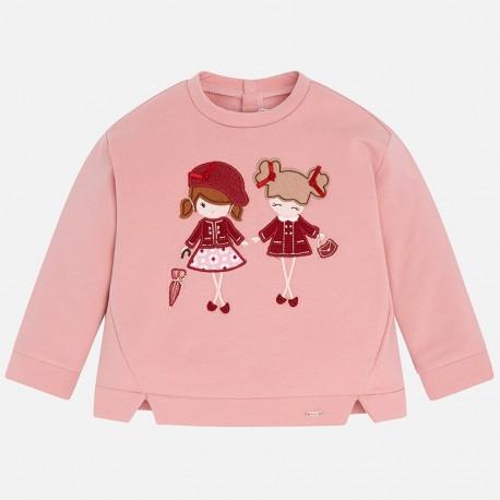 Mayoral 2429-51 Bluza dziewczęca kolor róż