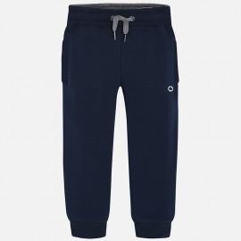 Mayoral 725-30 Spodnie dresowe chłopięce kolor granat