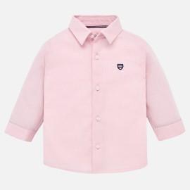 Mayoral 124-92 Koszula chłopięca kolor różowy