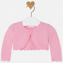 Mayoral 318-56 Sweter dziewczęcy kolor różowy