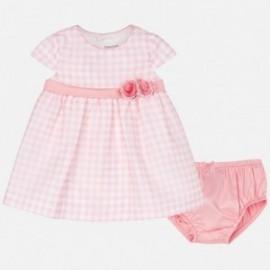 Mayoral 1828-9 Sukienka dziewczęca kolor różowy