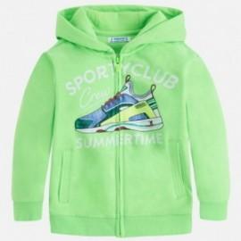 Mayoral 3472-72 Bluza chłopięca kolor zielony
