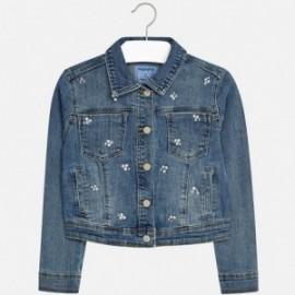 Mayoral 423-25 Kurtka dziewczęca kolor jasny jeans