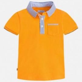 Mayoral 3124-91 Polo chłopięce kolor żółty