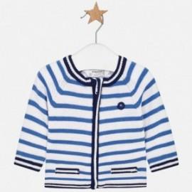 Mayoral 1314-55 Bluza chłopięca kolor niebieski