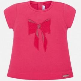 Mayoral 105-16 Koszulka dziewczęca kolor fuksja