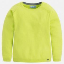 Mayoral 311-47 Sweter chłopięcy kolor brokuł