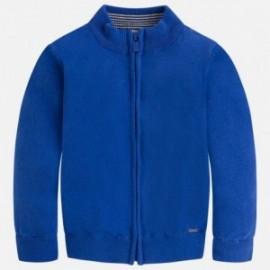 Mayoral 324-48 Bluza chłopięca kolor niebieski