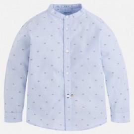 Mayoral 3170-65 Koszula chłopięca kolor błękitny