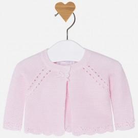 Mayoral 325-24 Sweter dziewczęcy kolor roż