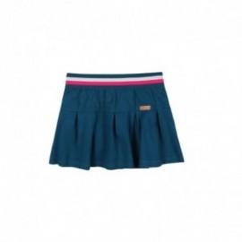 Boboli 406055-2416 spódnica dla dziewczynki kolor granat